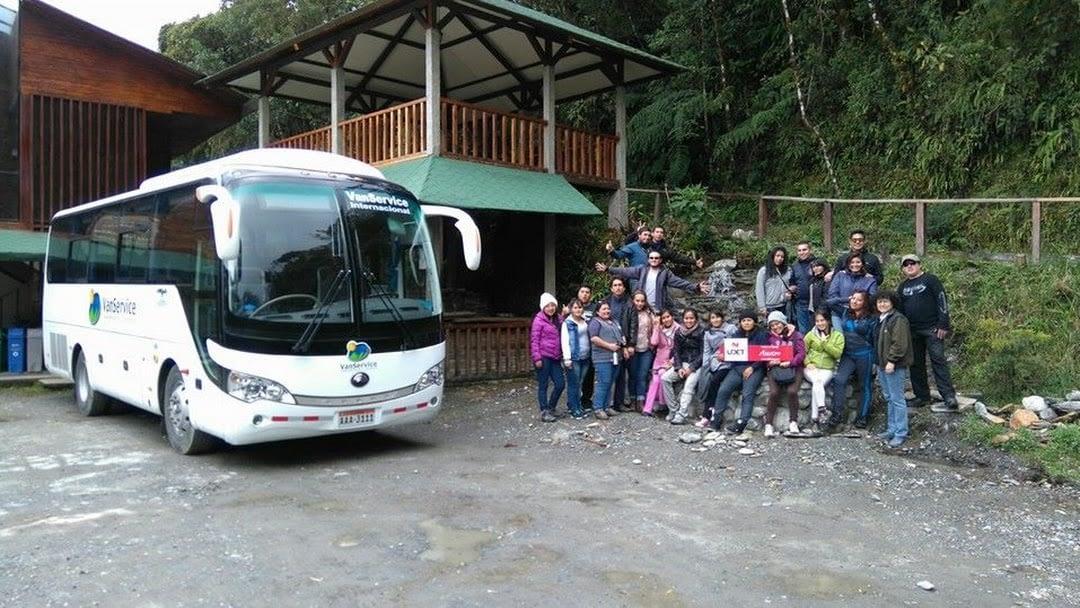 Transparencia y base legal Quichua Tours