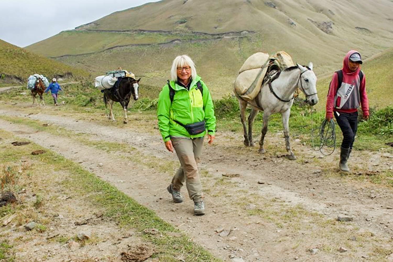 Piñan Trek and Bike Ecuador 2 days