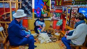 Tour COMMUNITIES Otavalo