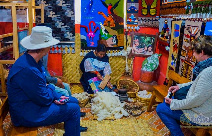 Tour COMMUNITIES Otavalo