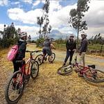 Explore Road Biking in Cotacachi and Cuicocha lake Ecuador