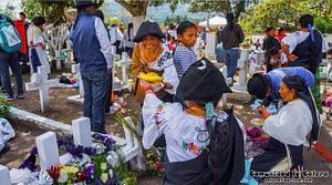 Semana Santa Cotacachi Traditions program 4 days