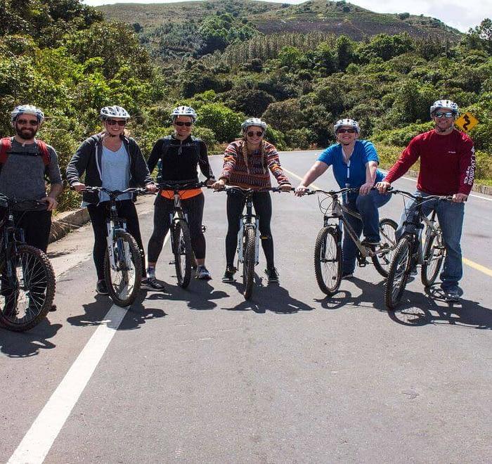 Enjoy Biking Intag Valley tour and visit Cuicocha lake cotacahi (1)