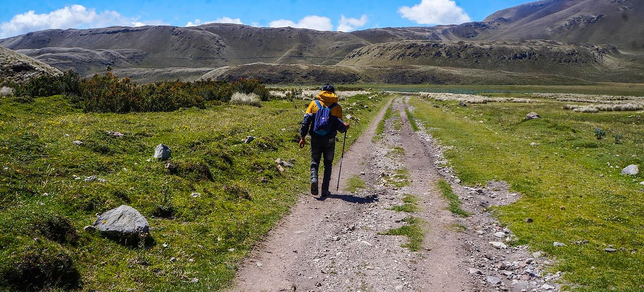 DISCOVER the Trekking PIÑAN in 4 days Ecuador