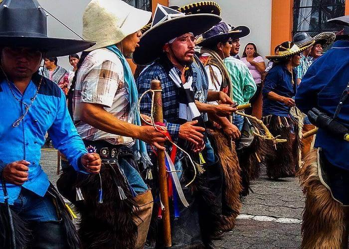 Inti Raymi Program 4 Days Cotacachi Ecuador
