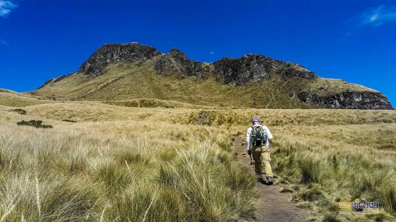 Volcanoes Acclimatization program in Otavalo 5 days