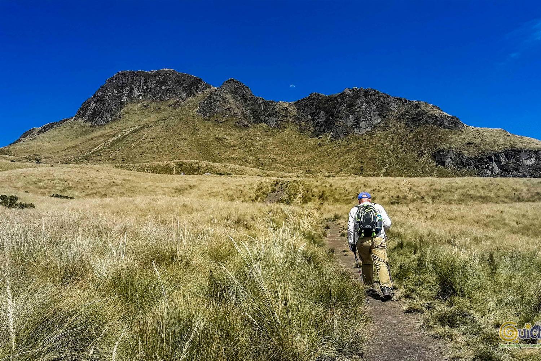montaña fuya-fuya y lagunas de mojanda