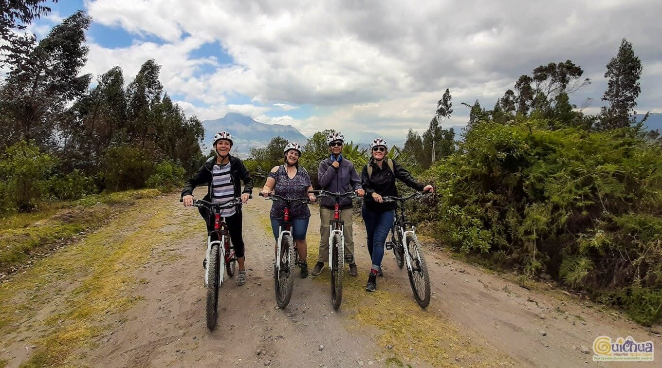 Explore Road Biking in Cotacachi and Cuicocha lake EcuadorExplore Road Biking in Cotacachi and Cuicocha lake Ecuador