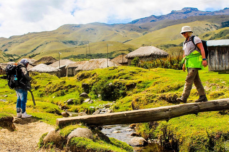 Explore Trekking Piñan 3 days ecuador