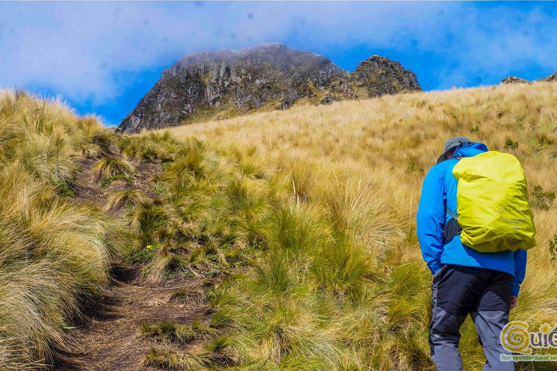 Ecuador trekking and hiking tours
