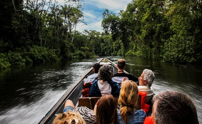 Explorer Cuyabeno Amazon Jungle Tours 5 days