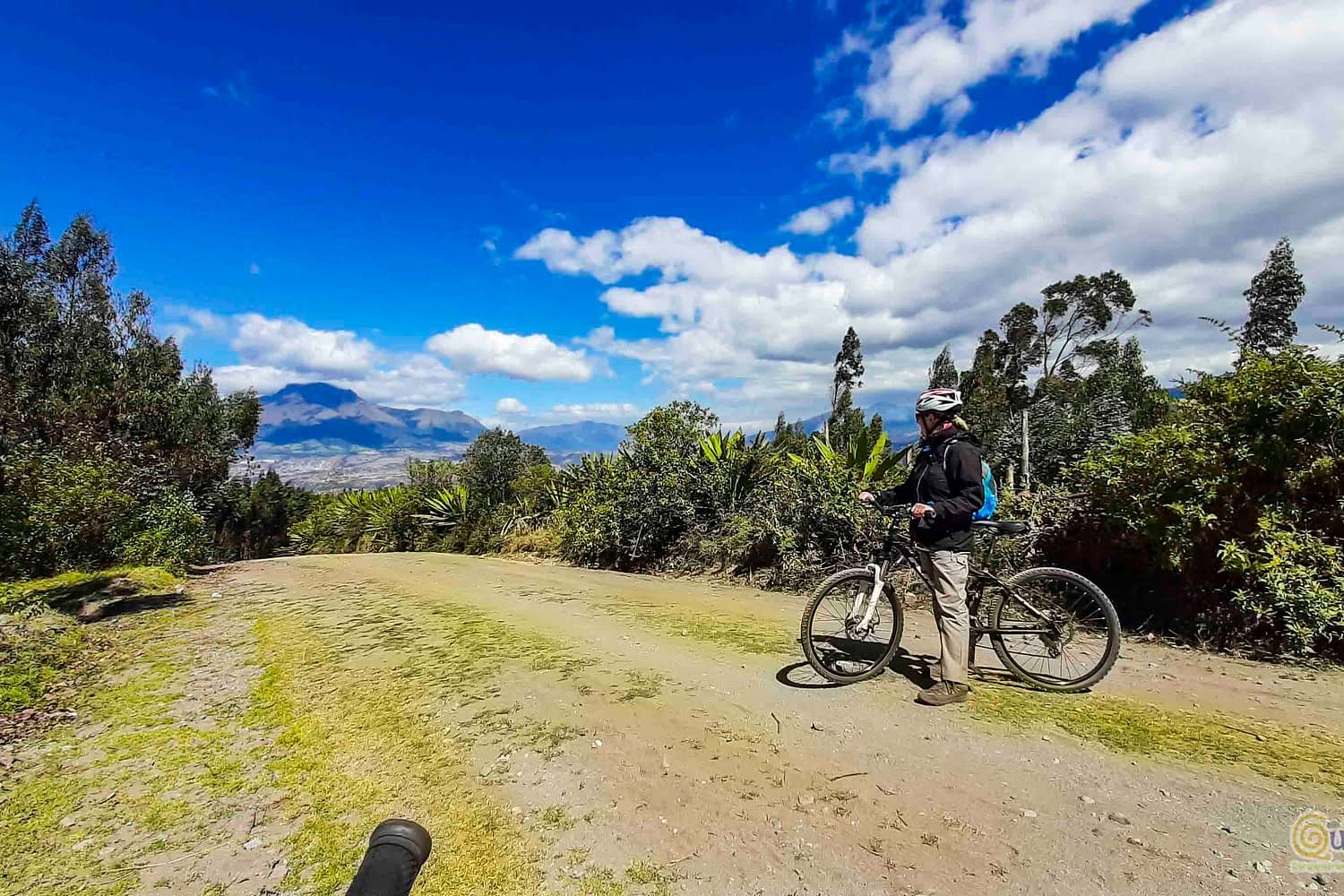 Biking ride and cycling tours Ecuador