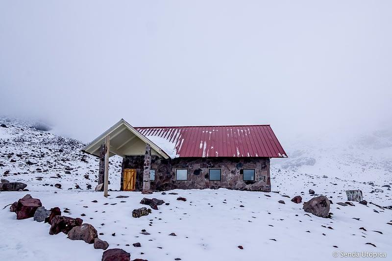 Hiking Tour to Refuge Chimborazo one day